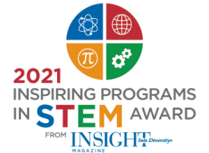 2021 Inspiring Program in STEM Award